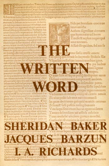 sheridan-baker thesis